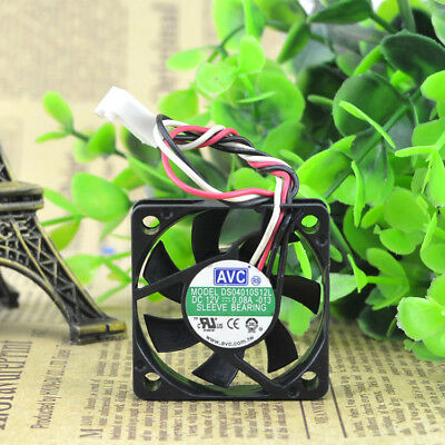 1PC new AVC free shipping AVC DS04010S12L 4010 DC12V 0.08A 4cm