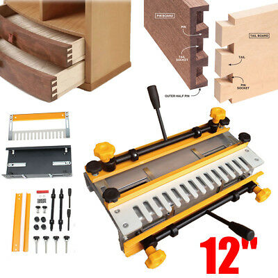 """12'' Dovetail Jig Porter Cable Machine Wood Working Tool Cabinet 17.7""""x8.7""""x3.9"""""""