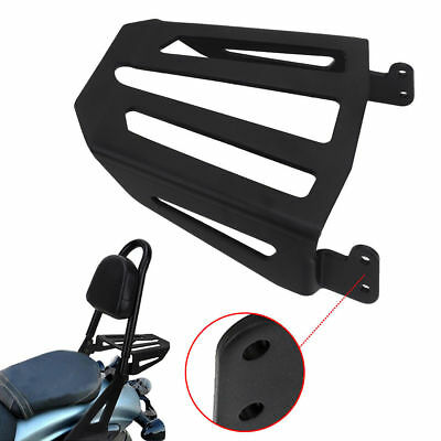 For Yamaha Bolt XVS950 Spec 14-17 Passenger Backrest Sissy Bar Luggage Rack Set