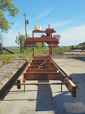 CUNDY POLE Splitter - Saw Mill Woodworking Machine