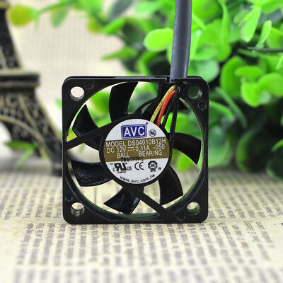 1PC new AVC 4010 12v 0.11A DS04010B12H