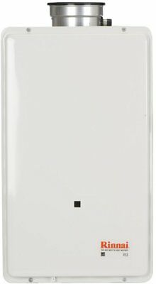 Rinnai V65IP Indoor Tankless Propane Water Heater 6.6 GPM