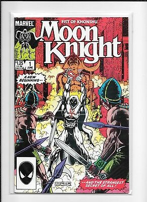 Moon Knight Fist Of Khonshu #1 (7.5) Marvel