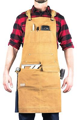 Woodworking Apron - HUDSON DURABLE GOODS - Free Shipping