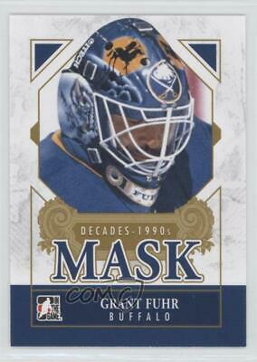 2013-14 ITG Decades 1990s Mask Grant Fuhr #DM-09 HOF