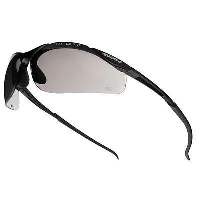 BOLLE Contour CONTPSF Safety Glasses - Smoke Lens