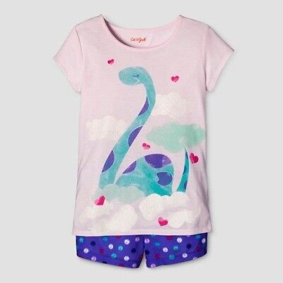 "GYMBOREE SLEEPWEAR LIGHT BLUE DOLPHIN /""Your Ocean/"" S//S 2pc PAJAMAS 6 12 2T 4 NWT"