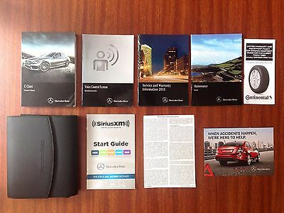 Other car manuals car truck manuals manuals literature parts 2015 15 mercedes benz c class owners manual books c 250 c fandeluxe Gallery