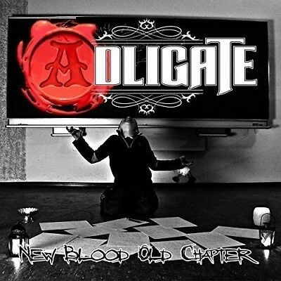 Adligate - New Blood Old Chapter   Cd New+