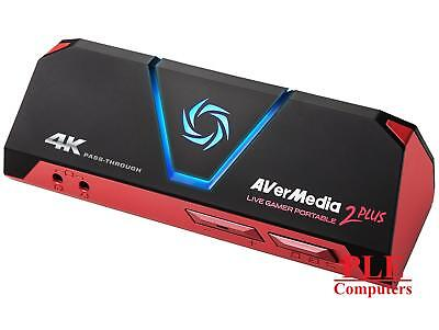 AVerMedia GC513 Live Game Portable II Plus USB Capture Device[GC513]