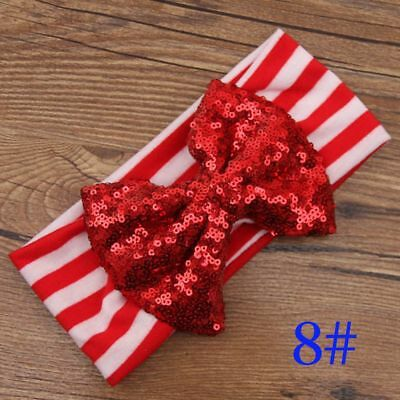 Turban Cotton Head Band Striated Headband Knot Rabbit Bow Hairband For Baby