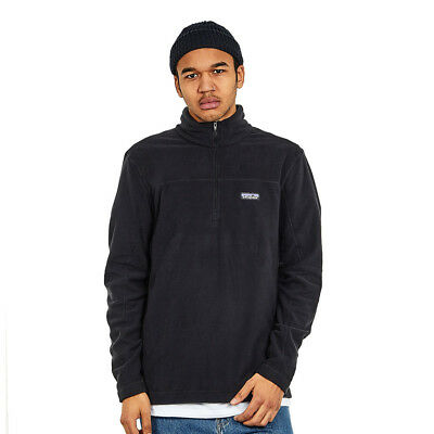 Patagonia - Micro D Pullover Black Rundhals
