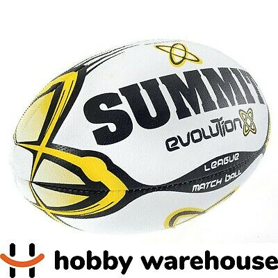 Summit Evolution Rugby League Ball - Size 5
