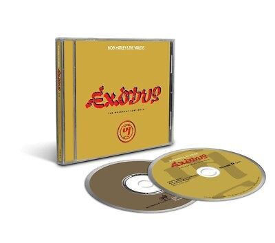 Bob & The Wailers Marley - Exodus 40-The Movement Continues  2 Cd New+