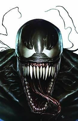 Venom #1 Adi Granov Virgin Variant Exclusive 5/16/2018