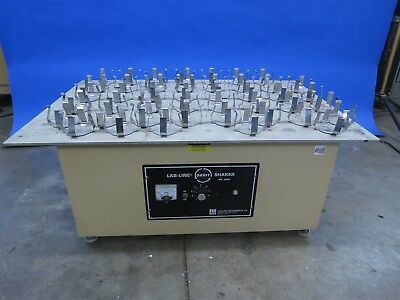 Lab-Line Orbit Shaker No. 3590 - Good Working condition with Holder / Clamps