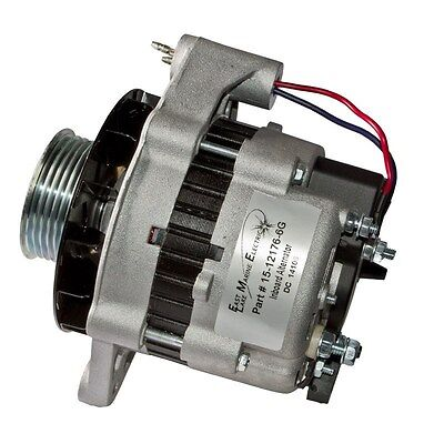Mercruiser Volvo Mando Alternator 60060 60071 18-5960 12V 65 Amp