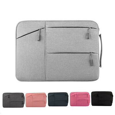 Laptop Sleeve Bag Notebook Cover Case For HP DELL Macbook 11.6 13.3 14 15.6 inch