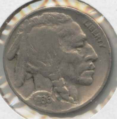 USA 1936 Five Cent American Buffalo Nickel 5c Piece 5 Cents EXACT COIN SHOWN