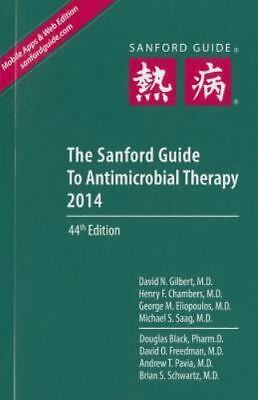 The Sanford Guide to Antimicrobial Therapy 2014 by Gilbert, David N., Chambers,