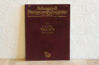 Advanced Dungeons & Dragons - 2nd Ed.: Players Handb. Rules Supplement - The com