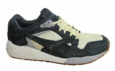 58d03b1c86d8 Puma XS-850 x BWGH Lace Up Dark Shadow Leather Mens Trainers 357032 01 D1
