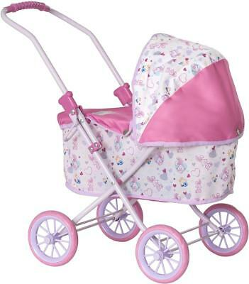 NEW Zapf Creations Baby Born My First Pram - Doll Stroller