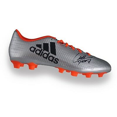 c227aeae3077 LUIS SUAREZ SIGNED Football Boot | Autographed Cleat | Soccer Shoe ...
