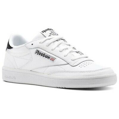 Details about Reebok Classic Club C 85 Emboss Running Shoes Sneakers White BS9526 SZ 4 12.5