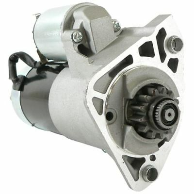 New Starter For Nissan 4.0L From Total Power Parts