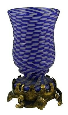 Rare Mid 19thC Clichy French Art Glass Miniature Vase