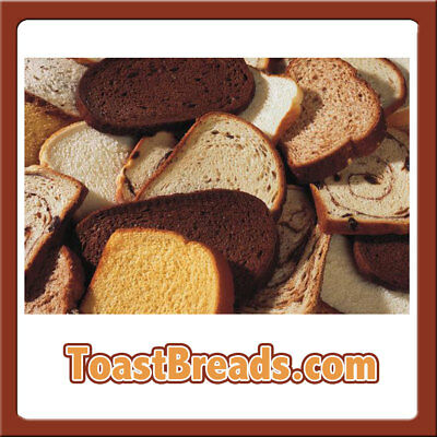 ToastBreads.com PREMIUM Toast Breads/Specialty Bake Shop/Bakery/Cafe Domain NR $