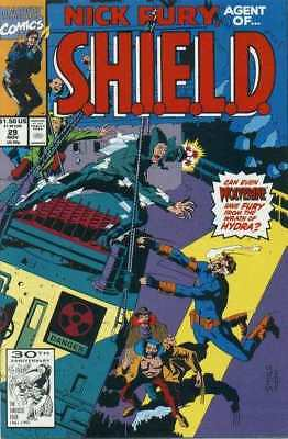 Nick Fury: Agent of SHIELD (1989 series) #29 in Near Mint condition