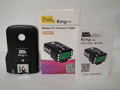 Pixel King PRO Transceiver TTL for Sony Mirrorless Camera and DSLR Camera