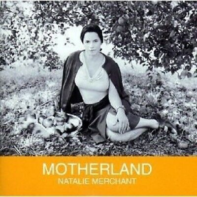 "Natalie Merchant ""motherland"" Cd New+"