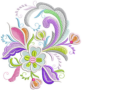 CD embroidery designs