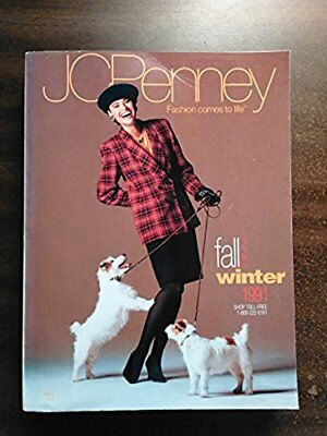 J C Penney JCPenney Fall and Winter Catalog 1991