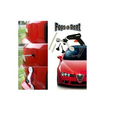 Ripara Botte Auto Kit Ammaccature Bozzi Carrozzeria Pops A Dent Visto In Tv