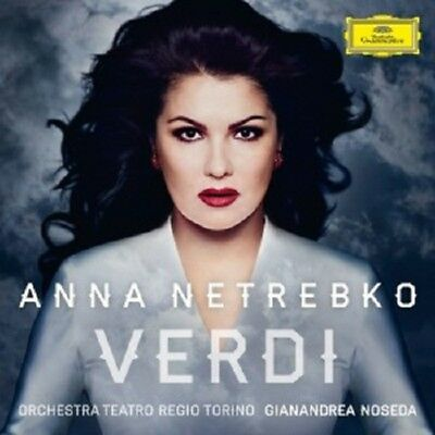 Anna Netrebko/+ - Verdi (Hardcover Limited Deluxe Edition)  Cd + Dvd  Oper  New+