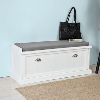 Pleasant Sobuy Padded Hallway Shoe Storage Bench Entryway Seat Pdpeps Interior Chair Design Pdpepsorg