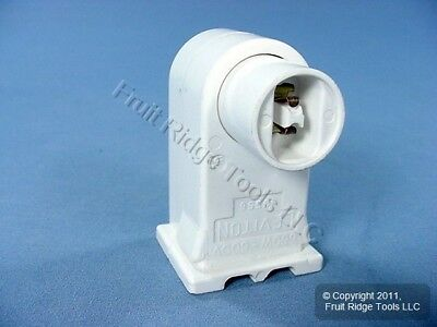 Leviton High Output T8 T12 Fluorescent Lamp Holder T-8 T-12 Light Socket 13556