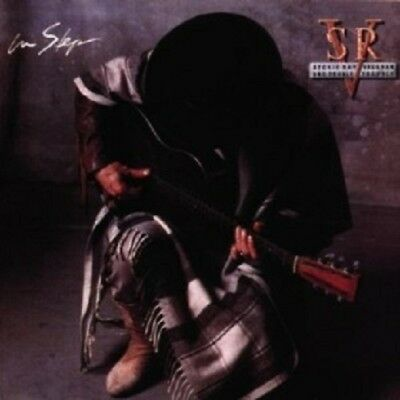 Stevie Ray & Double Trouble Vaughan - In Step  Cd 15 Tracks Jazz New+