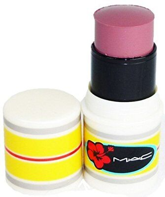 """MAC Surf Baby Blushette Cream Blusher Stick in """"Bound for Love"""" Pink Unboxed"""