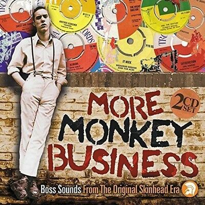 TROJAN More Monkey Business 2CD Compilation NEW 2017