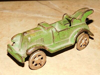 1930s ARCADE CAST IRON TOY TRUCK.ALL ORIGINAL CONDITION