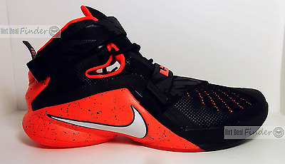 9e700450974 New Nike Lebron Soldier Ix 9 Prm   Size 12   Mens Basketball Shoes 749490-