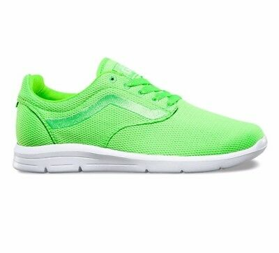 682b2c9b0e301b VANS ISO 1.5 Gecko Green UltraCush Trainer Shoes MEN S 6.5 WOMEN S 8 ...
