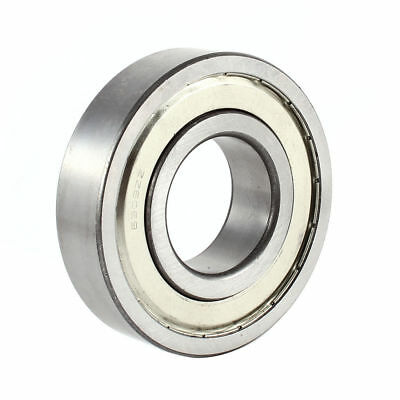 6309ZZ Pressed Steel Single Row Deep Groove Ball Bearing 100x45x25mm