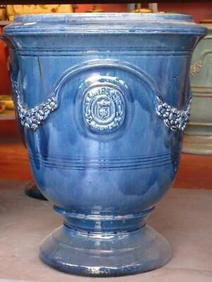 """31½"""" bespoke French Anduze urn garden planter, 17 different finishes available"""
