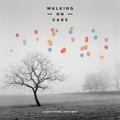 Walking On Cars - Everything This Way  Cd New+